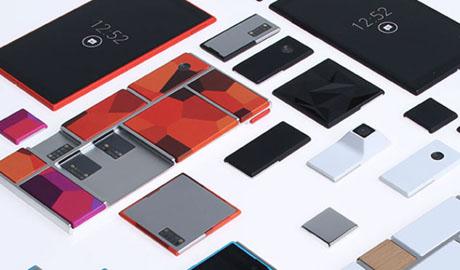 Презентация Project Ara – модульного смартфона от Google (видео)