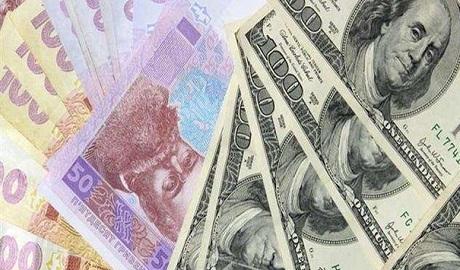 Гривна продолжает стремительное падение на межбанке