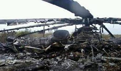 Террористы сбили беспилотник ОБСЕ
