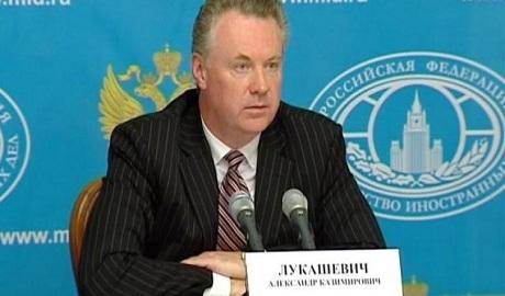 Россия требует от ОБСЕ возмутится обстрелом конвоя миссии на Донбассе