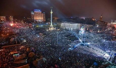 «Ночь памяти» на Майдане: вспомним вместе…