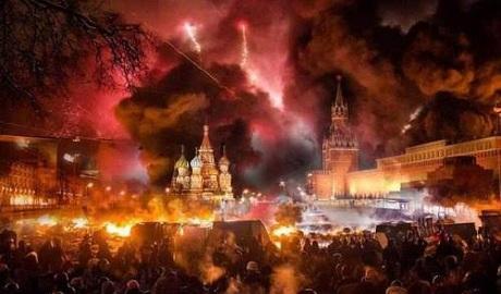 Руководство РФ так боится революции, что просит помощи у Китая