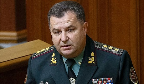 Украина готовится к возобновлению полномасштабных боевых действий — Полторак