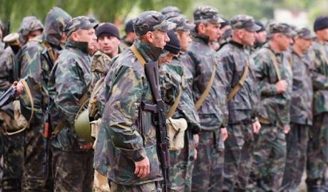 Командиру роты батальона «Прикарпатье» объявили о подозрении в неповиновении командованию