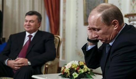 РФ требует от Януковича деньги на финансирование «ДНР» и «ЛНР»