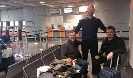 Комбаты Семенченко, Береза и Тетерук вылетели в США на встречу с МакКейном ФОТО