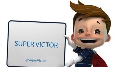 Супер Виктор – супер-талисман Евро-2016!