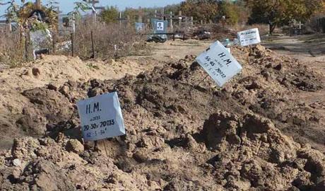 Каждый восьмой в России одобряет убийства украинцев