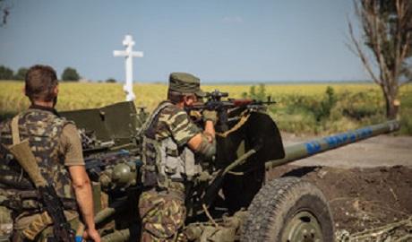 В сети появились доказательства присутствия у границ Украины реактивного артподразделения РФ