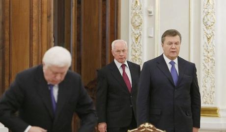 Генпрокуратура не считает, что сыновья Азарова и Пшонки причастны к преступлениям режима Януковича