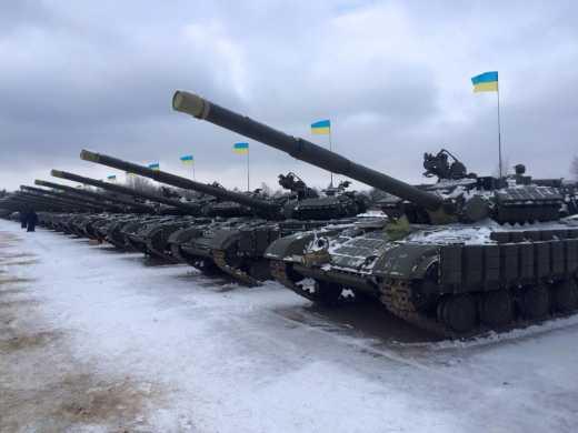 Украинские танкисты дали порки элитной танковой дивизии РФ
