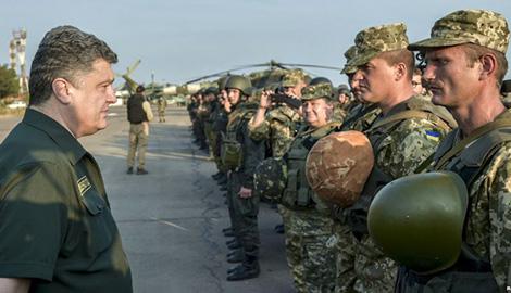 Петр Порошенко: Украинцы должны встречать Рождество дома, а ни в плену боевиков