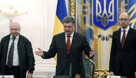 СМИ: Турчинов согласился занять должность секретаря СНБО, но только на своих условиях