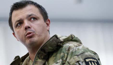 Добровольцы объявили войну украинским олигархам, которые поддерживают террористов Донбасса