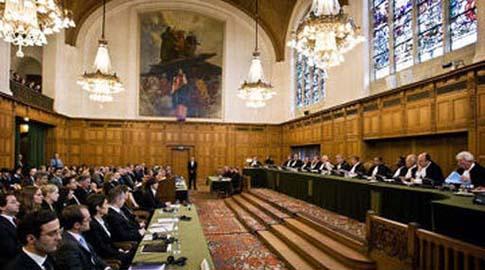 Спасти рядового Путина: Депутаты Госдумы хотят ликвидировать Гаагский трибунал