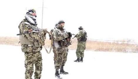 Режим прекращения огня по-русски: За сутки террористы 7 раз обстреляли позиции ВСУ