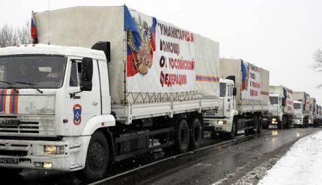 Дмитрий Тымчук: Гумконвой Путина занимается перевозкой боевиков