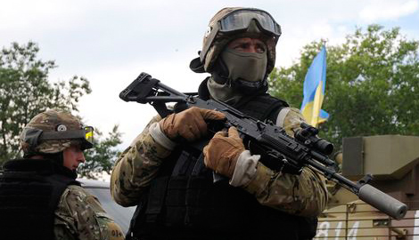 Ряд добровольческих батальонов поддержали инициативу «Днепра-1» о блокировании гумконвоев, что идут на Донбасс