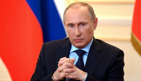 Путин с его гоп-компанией таки довы…бывались