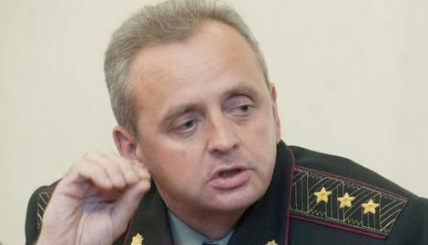 Виктор Муженко: Четвертая волна мобилизации продлится до двух месяцев (ВИДЕО)