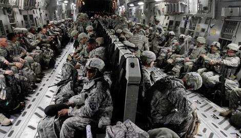 Пентагон подтвердил рост численности войск у границ с РФ заявив, что демонстрирует солидарность с ЕС