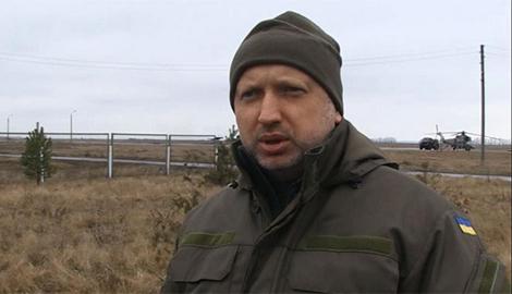 Александр Турчинов: В 2015 мобилизация продлится 7 месяцев и будет разбита на три этапа