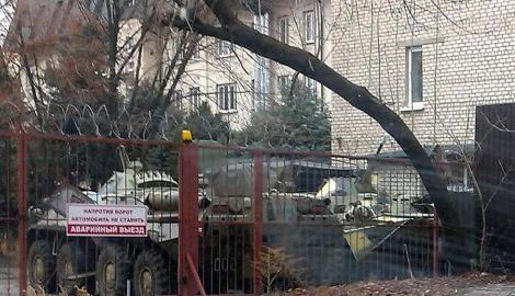 Луганские партизаны вычислили где боевики размещают свою военную технику