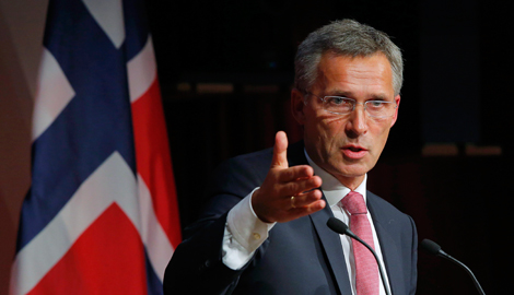 Йенс Столтенберг: НАТО не может предоставить гарантий о не вступлении Украины в альянс, поскольку это решение только Украины