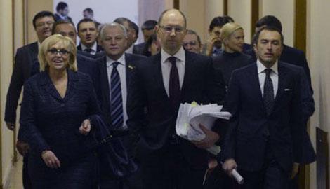 Украинское правительство предложило своих кандидатов в комиссию Антикоррупционного бюро