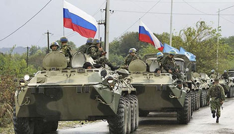 Россия взяла тайм-аут в военных действиях