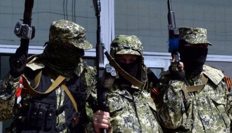 Пресс-центр АТО: Российские террористы покидают свои позиции, из-за неполучения денежных вознаграждений