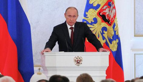 Путин считает, что никто в мире не может одолеть российскую армию