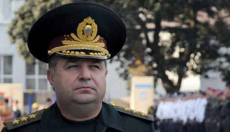 Степан Полторак: Анонсировал неплановую проверку чиновников Минобороны на профпригодность