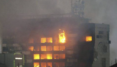 Рамзана Кадырова приговорили, а сегодняшние бои в Грозном только начало (ВИДЕО)