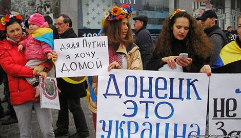 """Жители Донбасса убеждены, что если бы Ахметов повел себя как Коломойский, никакого """"ДНР"""" не было бы (ВИДЕО)"""