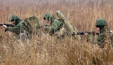 Минобороны РФ: За сутки при штурме донецкого аэропорта погибло 196 солдат РФ