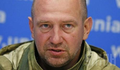 Верховную Раду ждет   обращение комбата «Айдара» Мельничука относительно событий в Виннице