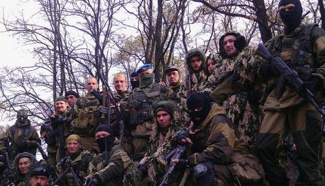Добровольцы из Сибири организовано едут воевать на Донбасс (ВИДЕО)
