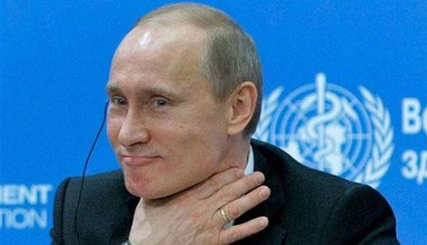 Коренное население Крыма угрожает Владимиру Путину мятежом