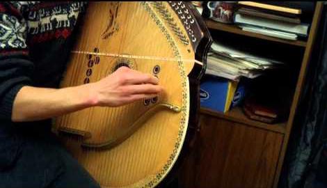 Известный украинский бандурист исполнил хит «Воины света» (ВИДЕО)