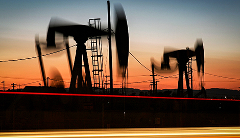 Цена нефти, марки Brent, упала ниже $69 за баррель