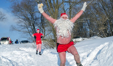 Из-за санкций в России не будут праздновать Новый год