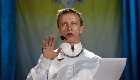 Охлобыстин убежден, что его талант заставит украинцев нарушать закон