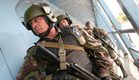«Казаки»-террористы зачистили спецназ внутренних войск РФ: есть жертвы