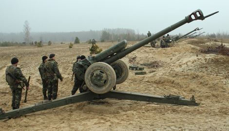 Ювелирная работа: Артиллерия ВСУ точными огневыми ударами уничтожила: блокпост, минометный расчет и склад боеприпасов (ВИДЕО)