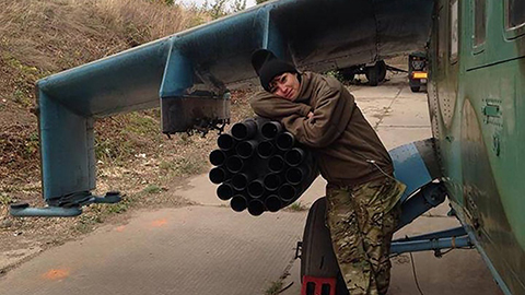 Российские СМИ: Татьяна Рычкова — главнокомандующий ВДВ Украины