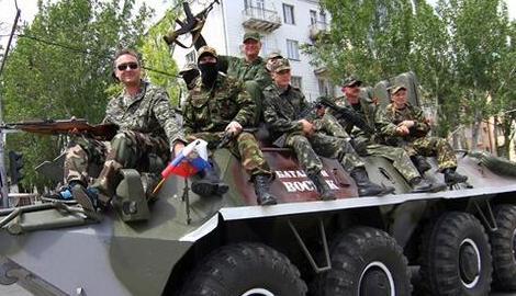Москва продолжает попытки создать единую армию «Новороссии», — ИС