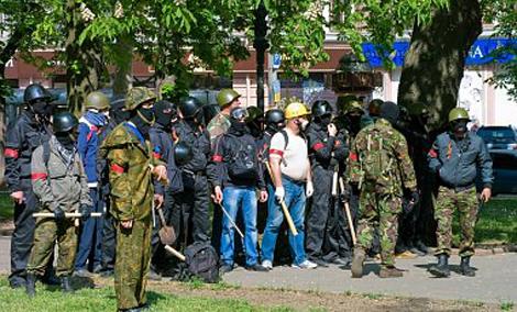 СМИ обнародовали план создания Одесской народной республики