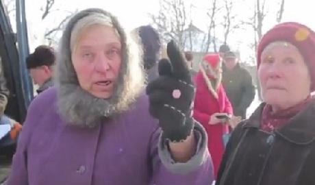 «Американские вертолеты видела лично, а в посадках шуршат ракеты»: новые жертвы пропаганды на Донбассе ВИДЕО