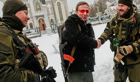 Finita la comedia. В Украине хотят запретить показ фильмов с Охлобыстиным